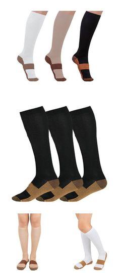 d3480502de 32 Best Copper Socks images | Copper socks, Athletic socks, Running ...