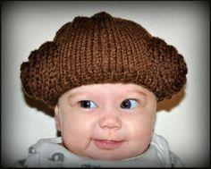 Princess Leia Wig Hat