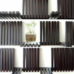 "Piano Shelf3 - passend zum 'Piano Hanger"" von Patrick Seha das Regal - ""Piano Shelf"" von Sebastian Errazuriz"