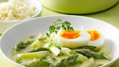 Grünes+Frühlingsragout+Rezept+»+Knorr