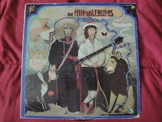 The Humblebums Self-Titled Original 1969 Liberty Records LST-7636 Stereo LP EX