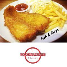 Hari ni jom makan fish & chips #best #garing #confirmsedap   Served with fries, coleslaw & tartar sauce RM11.90 only  #foodiliciouskitchen #catering  #tapau #affordable  #halal #westernfood  #shahalam  Call 017-641 9945  Whatsapp 012-716 6300  Monday-Sunday (6.00pm - 11.00pm)  Food Court, Kompleks Anjung 7, Jalan Zirkon 7B, Seksyen 7, 40000 Shah Alam.