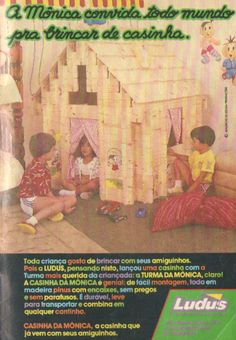 Casinha da Mônica Ludus (1987)
