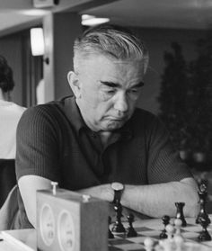 Alexander Kotov, who penned an excellent text 'Think Like a Grandmaster'.