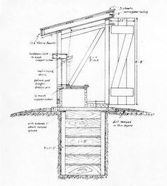 building an outhouse - texas department of health