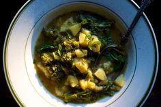 Marcella's Broccoli and Potato Soup recipe on Food52