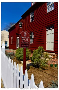 A southeast perspective of the 1720 Shiplap House and noted painter Frank B. Mayer's waterfront view window on Pinkney Street in Annapolis Maryland. Photographs published on April 20th 2016. To see a full size version of these photos as well as the Annapolis Experience Blog article click the Visit button. Images and article Copyright © 2016 G J Gibson Photography LLC.