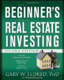 The Beginner's Guide to Real Estate Investing, Second Edition - http://www.tradingmates.com/real-estate/must-read-real-estate/the-beginners-guide-to-real-estate-investing-second-edition/