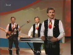 Kastelruther Spatzen - Doch die Sehnsucht bleibt (1990)