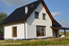 Podobny obraz Exterior Paint Colors, Garage Doors, Mansions, House Styles, Outdoor Decor, Painting, Home Decor, Houses, Decoration Home