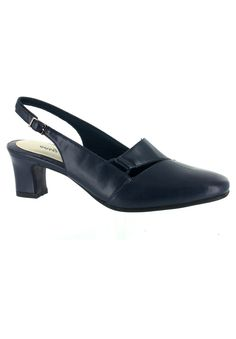 Wide Width Choice Slingback by Easy Street | Pumps & Slings from Woman Within