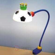 Lampa z zaciskiem Król futbolu 5400058 Led Röhren, Football, Table Lamp, Home Decor, Writing Table, Desk Lamp, Lighting, 30 Day, Light Bulb