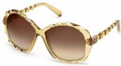 Swarovski SK0002 Sunglasses Color: 39G, 60 mm Swarovski. $196.48