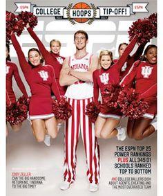 Indiana forward Cody Zeller is reviving Hoosiers hoops - ESPN The Magazine - ESPN