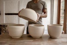 Slow Ceramics from Tortus Copenhagen - Remodelista