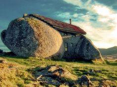 Casa do Penedo:  Portogallo