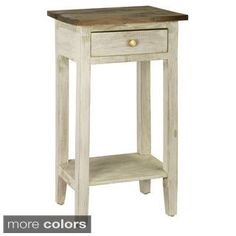 Avignon Side Table | Overstock.com Shopping - The Best Deals on Nightstands
