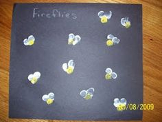 Firefly Craft For Camping Theme Dont Click On The Link It Brings