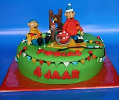 Wollies World Of Cakes Buurman En Taart Nr 3 cakepins.com