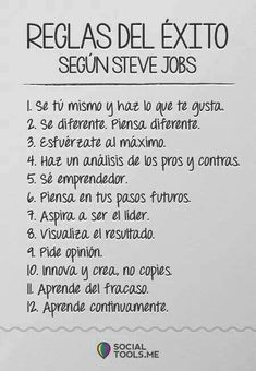 Steve Jobs fundador y ex Ceo de Apple Life Quotes Love, Me Quotes, Motivational Quotes, Inspirational Quotes, Quotes Positive, Music Quotes, Qoutes, Steve Jobs, 5am Club
