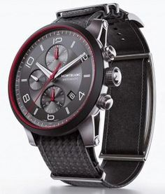 The Montblanc e-Strap turns your existing non-smart watch into one that can receive notifications and messages.