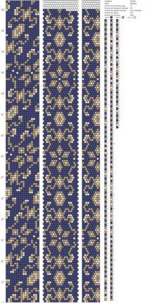 17 around tubular bead crochet rope pattern Crochet Bracelet Pattern, Crochet Beaded Necklace, Bead Crochet Patterns, Bead Crochet Rope, Peyote Patterns, Beading Patterns, Bead Loom Bracelets, Bijoux Diy, Bead Jewellery