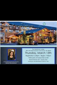 Who's in or near Vancouver wa ? Message me and come join me and hear how Nerium can change your life