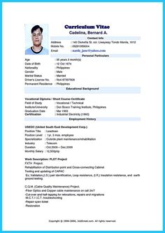 Best Resume Sample Prepossessing Best Resume Template Malaysia Resumecurriculum Vitae Template Msn