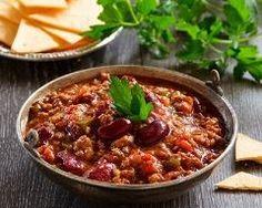 Chili con carne express