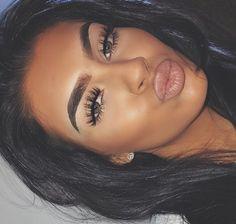- Make up - Eyelash extensions Makeup Goals, Love Makeup, Makeup Inspo, Makeup Inspiration, Makeup Tips, Awesome Makeup, Beauty Make-up, Beauty Hacks, Hair Beauty