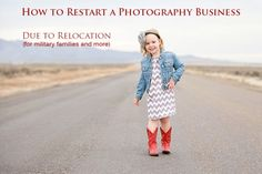 Relocating a photography business can be a daunting but these tips will help you get re-established in your new location.