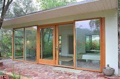Rock Hudson Home Studio City Mid Century Modern by Ralph Bowerman