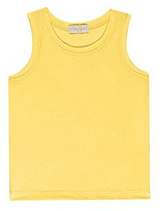Toddler Girl Tank Top Little Girl Sleeveless Shirt Pulla Bulla 2 Years  Yellow *** You can get additional details at the image link. (This is an affiliate link)