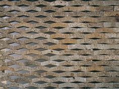 ::ARCHITECTURE:: Exterior facade detail at Chokkura Plaza in Takanezawa, Shioya-gun, Tochigi by architect Kengo Kuma