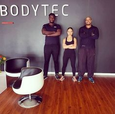 At our Bodytec studio in Dainfern, size doesn't matter.strength does! Biceps, Personal Trainer, Ems, Muscles, Trainers, Strength, Logo, Studio, Health