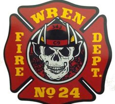 Wren Fire Department Logo
