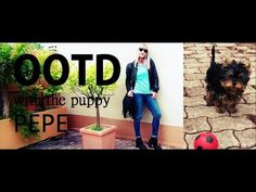 OOTD with the puppy Pepe | MICHELA ismyname ❤️