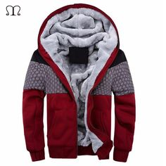 European Fashion Bomber Mens Vintage Thickening Fleece Jacket Autumn Winter Designer Famous Brand Male Slim Fit Warm Coat