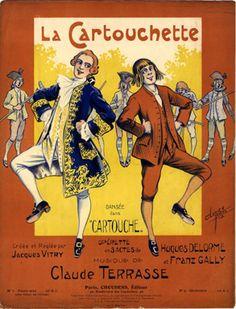 La Cartouchette, 1912 (ill.: Clérice frères); ref. 10342