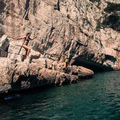 #Cassis. El gran salto. Junio 2014