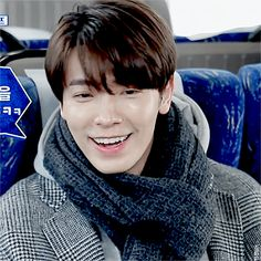 How can a grown ass 33 year old man be this cute? Only Lee Donghae can. #donghae #leedonghae #superjunior