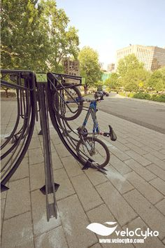 bike rack bike storage functional design bike bike bike urban design #bikeparking #bikerack