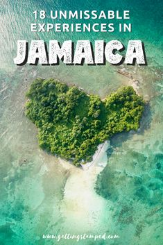 15 of the most amazing things to do in Jamaica, a gem of the Caribbean. Visit Pelican Bar, go waterfall hopping, listen to live reggae, explore the beaches and more. A complete guide to the ultimate trip to the island paradise of Jamaica. Travel in the Caribbean. | Getting Stamped - Couple #Travel & #Photography #Blog | #Travel #TravelTips #TravelGuide #Wanderlust #BucketList #Jamaica #Caribbean