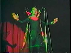 Klaus Nomi: Samson and Delilah (Aria) Mon coeur s'ouvre a ta voix. I am allowed to pin two Klaus Nomis in a row if I want.