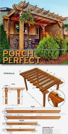 24 Inspiring DIY Backyard Pergola Ideas To Enhance The Outdoor ., 24 Inspiring DIY Backyard Pergola Ideas To Enhance The Outdoor There are numerous items that can certainly last but not least total ones garden, like an oldtime whitened. Diy Pergola, Building A Pergola, Metal Pergola, Outdoor Pergola, Wooden Pergola, Backyard Patio, Backyard Landscaping, Landscaping Design, Pergola Lighting