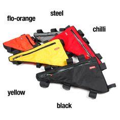 Bikepacking Framebag - Bike Packing Outdoor Gear Shop - Alpkit