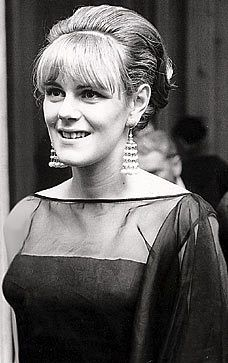 Camilla 1965 - Camilla Shand as a debutante in 1965. She and Prince Charles met in 1970 and considered marriage. Lord Louis Mountbatten advised Charles against marrying the love of his life, citing Camilla's wild past and lack of aristocratic lineage.