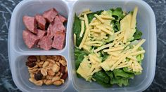 Keto Packed Lunch Ideas – low carb, ketogenic diet friendly ideas for lunch boxes and snacks on the go. When you're on a restrictive diet like the Ketogeni Keto Lunch Ideas, Lunch Recipes, Healthy Dinner Recipes, Diet Recipes, Dessert Healthy, Diet Ideas, Meal Ideas, Easy Recipes, Food Ideas