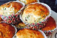 Kahvaltılık Börek Muffin Tarifi
