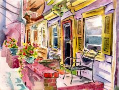 Farnsworth Gallery, Bordentown, NJ, 2-6pm. Culmination of a 20 artist 3 day paint out. Be there. Buy art.